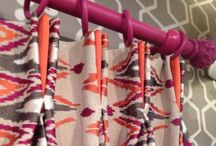 Window treatments / by Michelle Sigourney