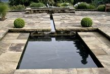 Water in the Garden / Ponds, pools, fountains, streams