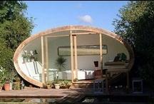 Garden Buildings / Greenhouses, garden studios, buildings for entertaining & just enjoying life
