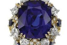 Jewellery Blue Sapphires