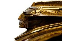 Hood Ornament + / Hood ormanet, badge, insignia, emblem / by Dario Vega