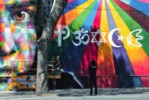 Street Art + / by Dario Vega