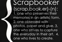 My scrapbooking obsession / Cool scrapbooking ideas and dream scrapbook rooms along with ideas for keeping my supplies handy and organized / by Evelyn Torres