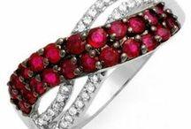 Jewellery - Rubies