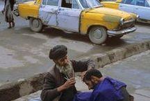 Street Photography : Barbers & Shoe Shiners