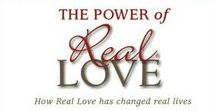 Real Love® Books and Products / Real Love® is transforming thousands of lives across the world. Experience the life-changing power of Real Love® for yourself and start living the life of your dreams. The Real Love® book series is a great place to start and fun to share with those you love.