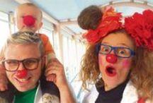 clowns / clown doctors