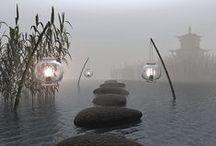 zen garden / music