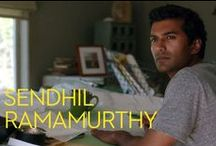 "Brahmin Bulls / Photo stills from Sendhil's film ""Brahmin Bulls."" Find out more here: http://brahminbulls.com/"