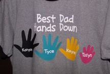 Fathers Day / Cause everyone loves Daddy!