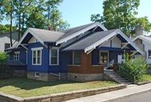 Stones Throw Rental House - Bloomington / 3 bedroom historic bungalow for rent in Bloomington, Indiana: 403 East Smith Avenue, Bloomington, IN 47401