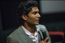 """Film Festivals / Sendhil attending Film Festivals to promote """"Brahmin Bulls"""""""