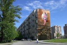 В Омске... сказочный мир Руси
