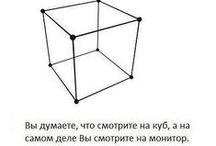 иллюзии точка зрения