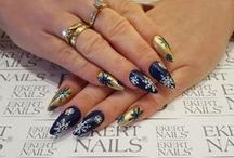 Our Nail Designs / New trends, professional manicures, Shellac, LoveME, Vinylux