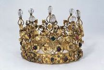 Crowns, Headresses, & Tiaras