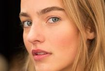 SS16 Women's Runway Hair Trends We Love. / From NY to Paris, what made us take notice.