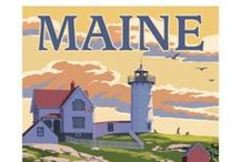 Vintage Maine / We love nostalgia. Here are some of our favorite Maine memories.