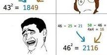 Фишки по математике