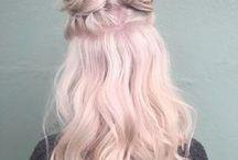 *HAIR STYLING / Hair Styles, Hair colours, hair looks, hair colour, hair up do's