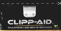 Clipp-Aid Products / www.BarberSalon.com One Stop Shopping for Professional Barber Supplies, Salon Supplies, Hair & Wigs, Professional Products, Nail Supplies. GUARANTEE LOW PRICES!!! Toll Free : (844) 837-8157