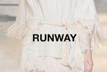 RUNWAY / by ZOË