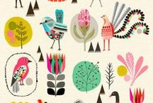 Birds / by Sara Franklin Design