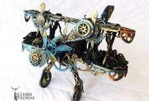 altered art I love / beautiful mixed media and altered art by amazing artists