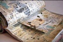 art journalling I love / incredible art journalling by wonderful artists