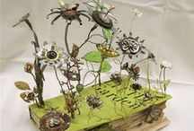 handmade and altered books I love / glorious altered books and handmade journals and albums by amazing artists