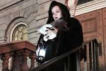 Ghost Walks - Downtown St. Catharines / Did you know that lurking spirits cause the shivers one experiences when hearing ghost stories? Don't believe it? Reserve your spot on one of our St. Catharines Downtown Ghost Walks and explore the history and haunted tales of Downtown St. Catharines. Advance tickets are required.  For more information, contact the St. Catharines Downtown Association office, 80 King Street, main floor, St. Catharines, (905) 685-8424 or visit www.mydowntown.ca