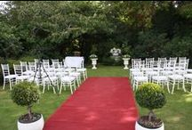 Garden Weddings / Historic home and acre of enchanting garden in Christchurch, New Zealand.  Beautiful venue for wedding ceremony and wedding receptions.