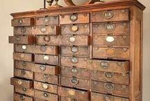 craft storage / rethinking organisation