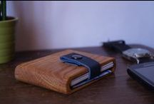 Wooden Wallets