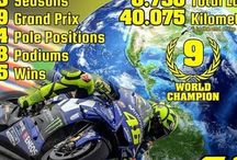 Valentino Rossi #46 / The best rider ever.