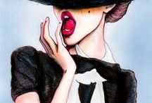 • Fashion Illustration •