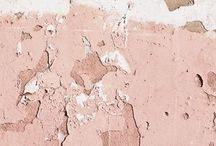 dusty rosé / everything dusty rosé coloured that inspires me.