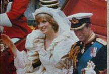 Bridal Fashion/1980's fabulous wedding outfits / Wedding dresses of the 1980's and dresses inspired by the 80's. style.
