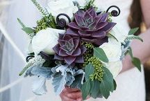 Succulents | Wedding Inspiration / How to use succulents in your wedding theme. Wedding styling | DIY weddings | Wedding tables