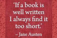 ~Jane Austen~