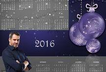 Раздел: Обои и календари / Павел Делонг \ Pawel Delag \ Новый год 2016 \