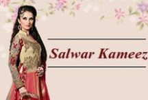 Salwar Kameez / Buy Indian Salwar Kameez & Salwar Suits online - available in irresistible colors, designs & fabrics handpicked from every corner of India to make every woman happy!