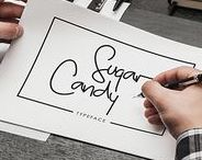 Sugar Candy Signature font / Hello I'm really excited to introduce Sugar Candy is a Signature typeface  https://creativemarket.com/madeDeduk/1639223-Sugar-Candy-Signature-Typeface