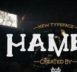 Hamer Typeface