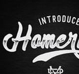 Homerun Typeface - 30% OFF / Homerun script typeface font with three alternative reguler, stamp and gradient. Homerun perfect for poster design, book covers, merchandise, fashion campaigns, newsletters, branding, advertising, magazines, greeting cards, album covers, and quote designs and more.