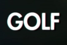 Golf / by My Major Company Label