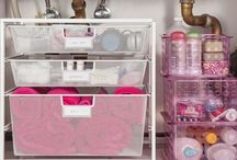 Home Organizing And Ideas / by Lisa Allen