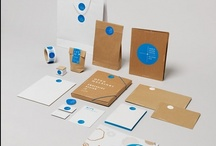 Logos, identity and packaging