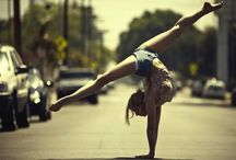Dancing is my world
