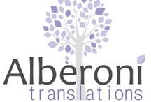 Alberoni Translations